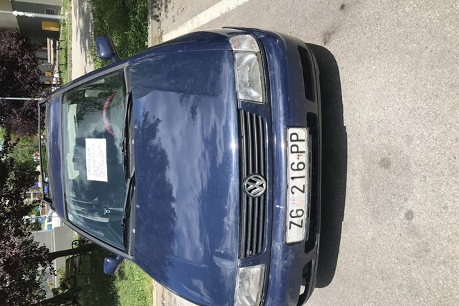 VW Polo Variant 1.9 SDI