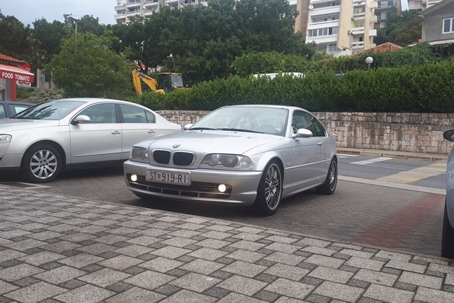 BMW serija 3 Coupe 330 CI