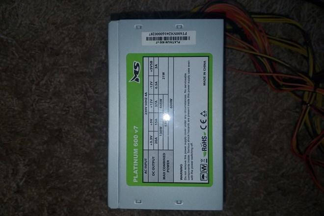 MS Platinum 600w v7