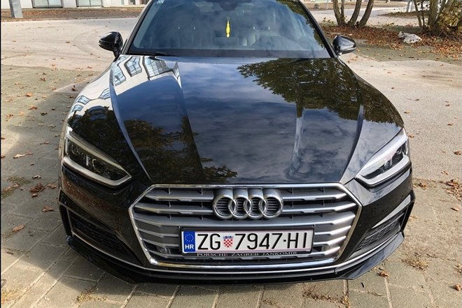 Audi A5 2,0 TDI