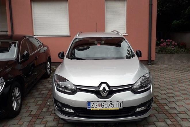 Renault Megane Grandtour 1.5 dci 81 kw Limited