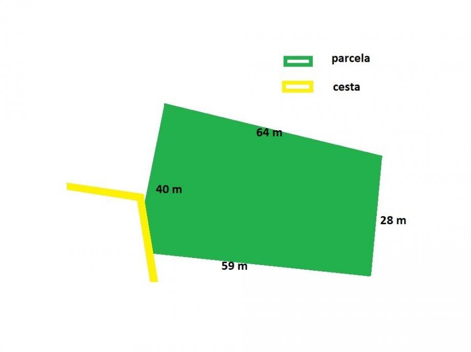 Građevinska parcela na dobroj lokaciji