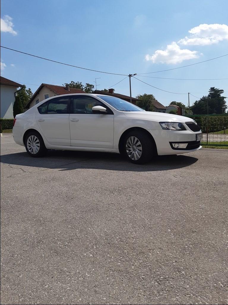 Škoda Octavia 1.6 TDI Ambition