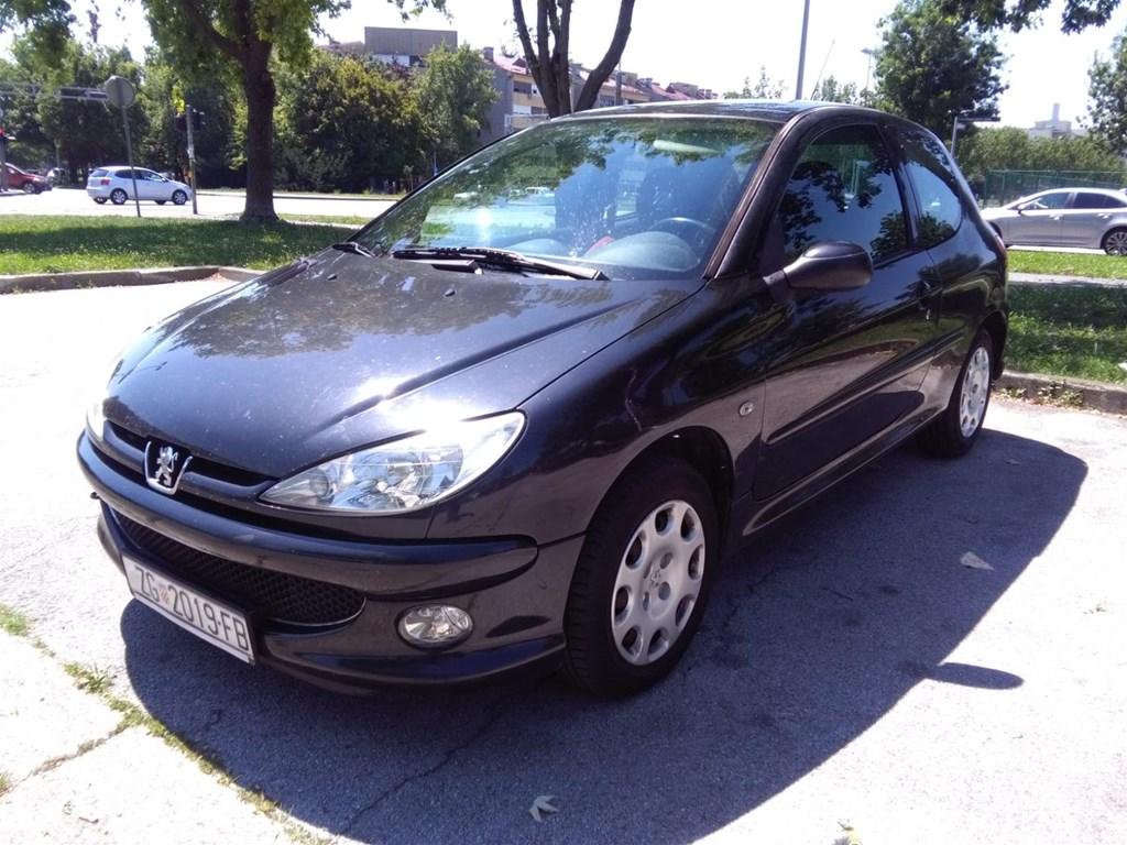 Peugeot 206 1.4 Sporty