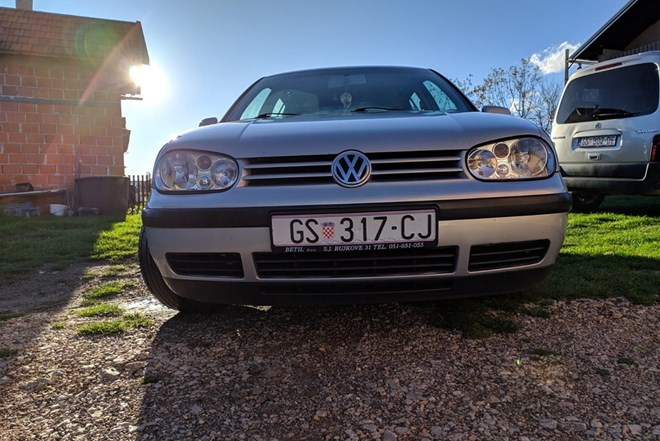 VW Golf IV 1.9tdi