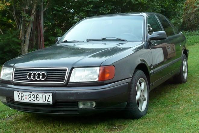 Audi 100 2.8E