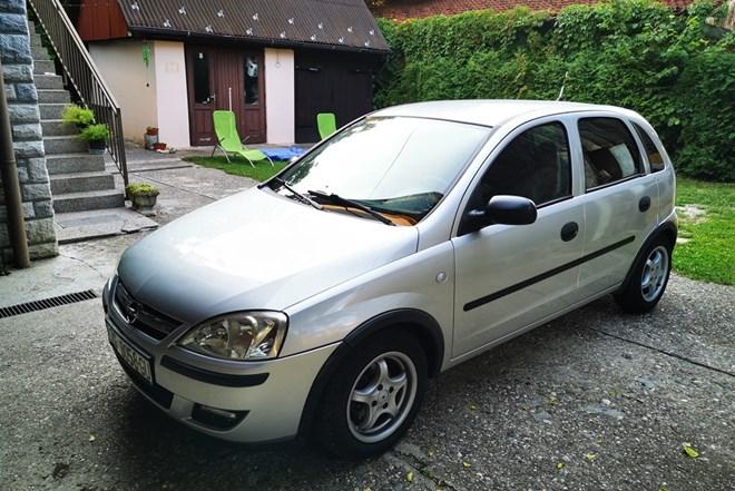 Opel Corsa 1.2 16v 59kw
