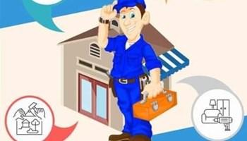 Kućni majstor-DOMEXPERT -obrt za završne radove i popravke