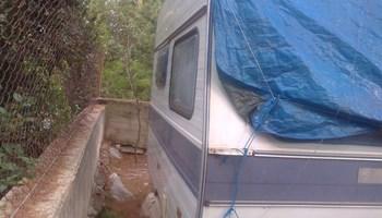 Prodajem kamp prikolicu Adria s 3 ležaja