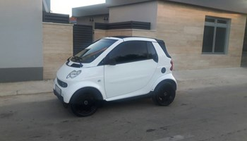 Smart fortwo cabrio SMART CABRIO 03.00 -(450)
