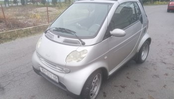 Smart fortwo cabrio 800 CDI