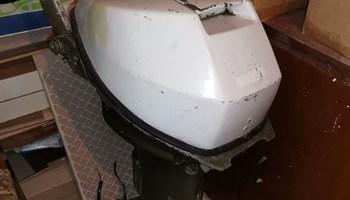 Vanbrotski motor Johnson 9 ks