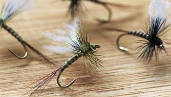 Umjetne muhe, mušice za ribolov