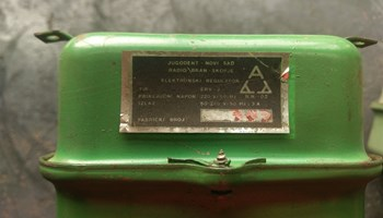 Električni regulator