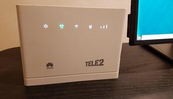 Huawei router B315 4G tele2 + BESPLATNA DOSTAVA!
