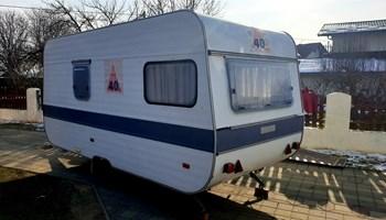 Kamp prikolica Adria 450 | Odlično stanje