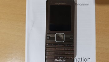 Sony Ericcson K770