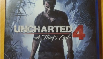 Uncharted 4 A Thiefs Ends PS4