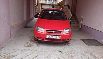 Chevrolet Aveo 1.2 16 v