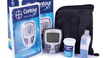 Aparatić za mjerenje šećera Contour Next XT