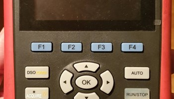 Prijenosni osciloskop UTD1025CL UNI-T