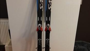 Skije Salomon Equipe 3V 165cm