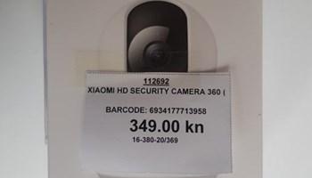 Xiaomi sigurnosna kamera Mi Home Security Camera 360°