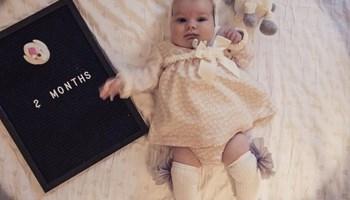 Haljina za bebe za kršenje