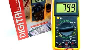 Digitalni multimetar - mjerni instrument DT-9205A