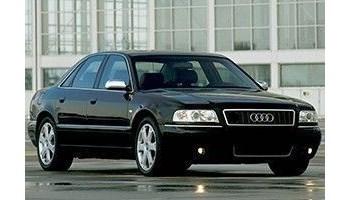 Najam legendarnog automobila devedesetih godina - AUDI A8 3.3.tdi quattro 2002. godište s vozačem - R1