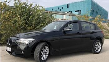 BMW F20 116d PRILIKA