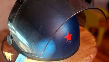 Kaciga milicije Jugoslavije