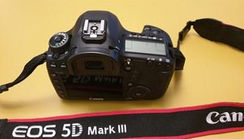 Canon 5 d III