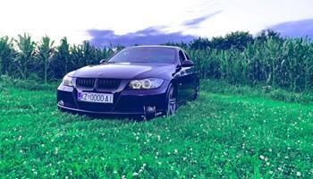 BMW E90 318D 2005g