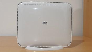 ZTE ZXDSL 931 internet router prijamnik