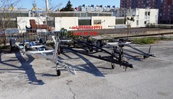 traileri - prikolice za plovila 5-7.5m proizvodnja