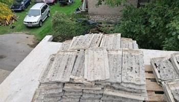 Stari betonski crijep