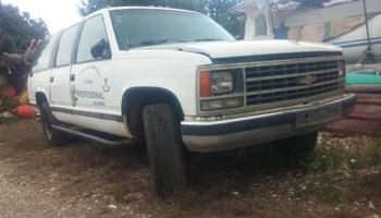 Chevrolet Suburban 5,7 v8