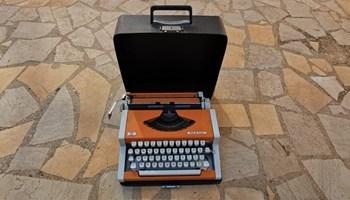 Pisaća mašina Unis TBM de lux