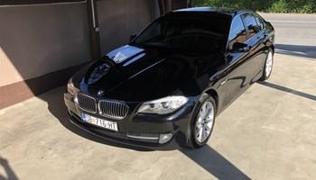BMW serija 5 F10   520d  135kw  automstik 8g