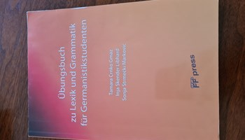 Ubungsbuch fur Germanistikstudien / vježbenica za studij Germanistike