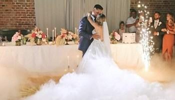 Izvođenje:svadbeni vatrometi i specijalni efekati