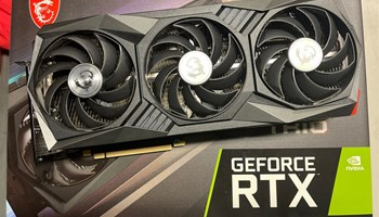 Grafička kartica MSI GeForce RTX 3090 GAMING X TRIO 24 GB GDDR6X