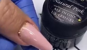 Gel za nokte All in One- natural pink