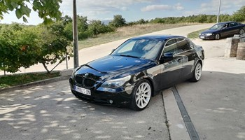 BMW serija 5 523i lpg