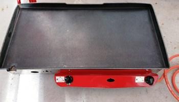 Plinski roštilj 80x40cm