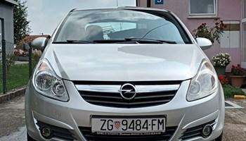 Opel Corsa 1.3 CDTI 162000km