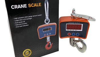 Digitalna viseća kranska vaga do 500kg