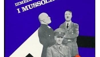 Bogdan Krizman, Pavelić između Hitlera i Mussolinija