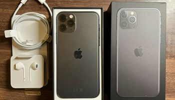 Apple iPhone 11 Pro - 256 GB - svemirsko siva (otključano)